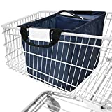 achilles, Easy-Cooler, Bolsa para carro de compras con compartimiento de refrigeración 54 cm x 35 cm x 39 cm
