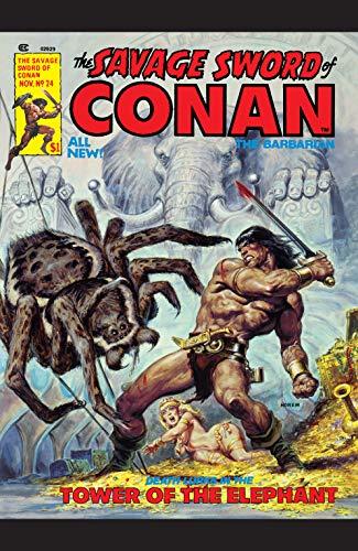 Savage Sword Of Conan (1974-1995) #24 (English Edition)
