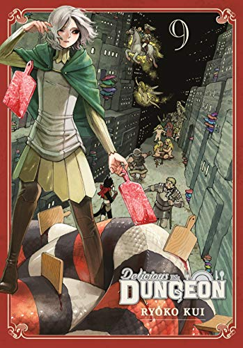 Delicious in Dungeon Vol. 9 (English Edition)