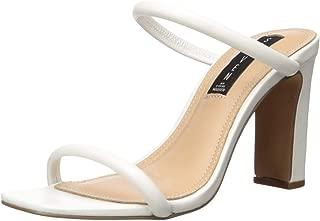 STEVEN by Steve Madden Women's Jersey Heeled Sandal