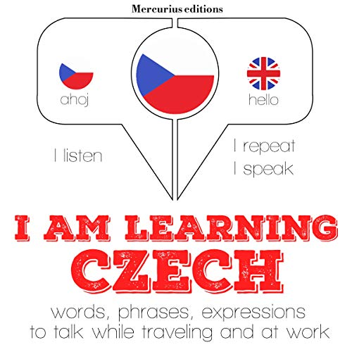 I am learning Czech  By  cover art
