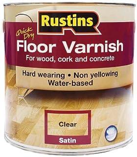 Rustins - Barniz para suelos