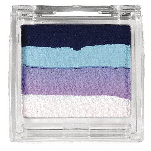 Rayher Paint me Couleur de maquillage bleu lilas blanc 10g blister LS 1 boîte