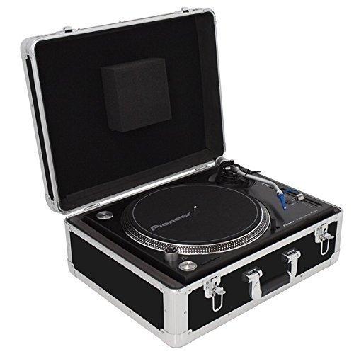 Gorilla GC-TT DJ Universele platenspeler met draagbare Flight Case-beschermbehuizing