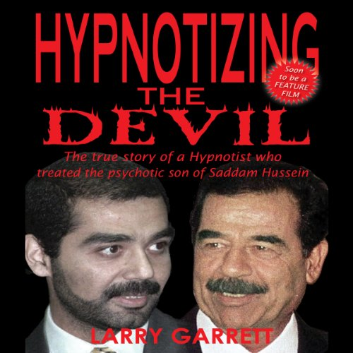 Hypnotizing the Devil audiobook cover art