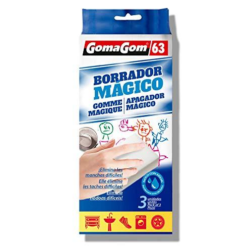 Gomagom No.63 Borrador Mágico(3) - 17041