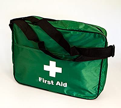 Kitted Personalised First Aid Bag With Shoulder Strap. Winter Special Offer. by BESTMEDONLINE