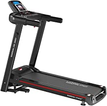 Marshal Fitness Compact Design Daily Fitness and Exercise Treadmill  for Home Use- Fordable-Mf-132-1