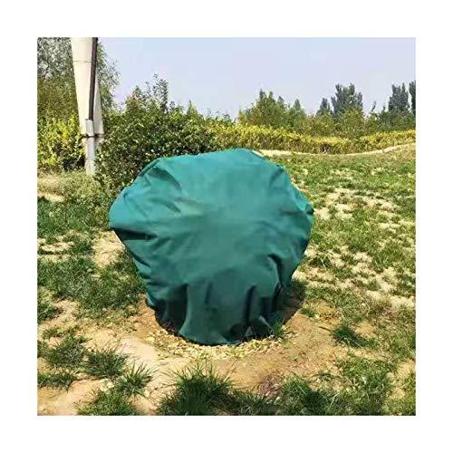 Gzhenh Cubierta De Aislamiento Vegetal Invierno A Prueba De Viento Respirable Plantas En Macetas Cubierta Anticongelante Bolsa De Plantas con Cordón, 11 Tamaños (Color : Green, Size : 2x1.5m)