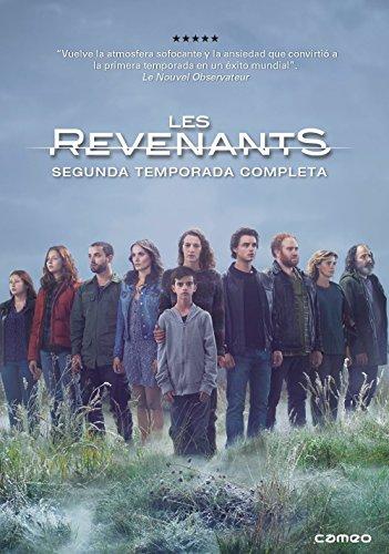 Les Revenants 2 (LES REVENANTS: 2 TEMPORADA COMPLETA, Spanien Import, siehe Details für Sprachen)