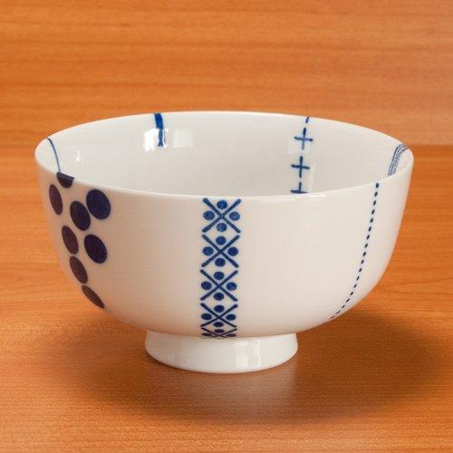 東屋『花茶碗 ハナカザリ(印判)小』