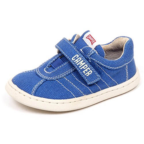 E5536 (Without Box) Sneaker Bimbo Canvas CAMPER Scarpe primi passi Shoe Baby Boy [21]