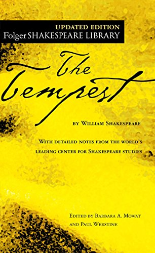 The Tempest (Folger Shakespeare Library)