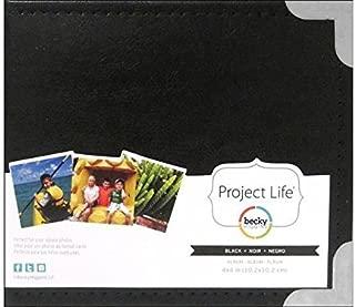 project life 4x4 album