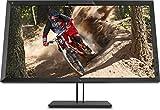 HP - PC DreamColor Z31x Studio Monitor 31.1', Schermo 4K IPS Antiriflesso, Risoluzione 4096 x 2160 Cinematografica, Tecnologia DreamColor, Comandi su Schermo, DisplayPort, HDMI, DVI, Nero