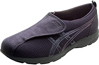 Asics ( 亚瑟士 ) ライフウォーカー 307( W ) 女士徒步鞋加宽保暖灰色 flc307
