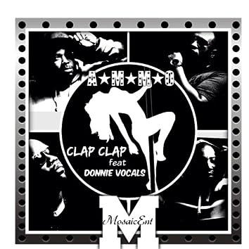 Clap Clap (feat. Donnie Vocals) - Single