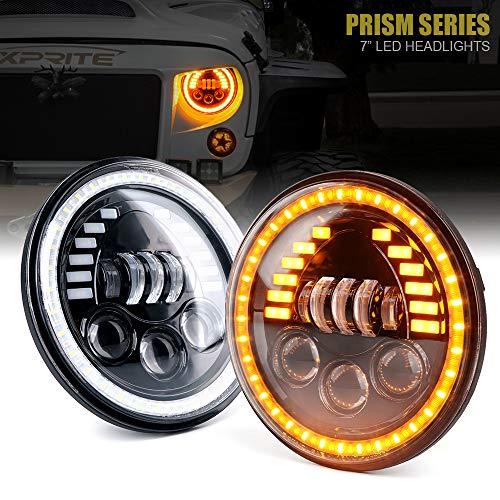 Xprite 7' Inch 85W LED Headlights...