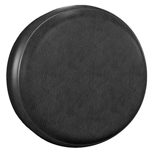 """Valleycomfy Waterproof Spare Tire Cover Protector- Universal Fit Tire Covers,Wheel Diameter 28"""" - 30"""",Suit for Jeep, Trailer, RV, SUV, Truck and Many Vehicle (Black, 15inch)"""