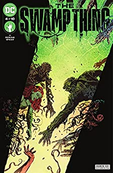 The Swamp Thing (2021-) #4 by [Ram V, Mike Perkins, Mike Spicer]