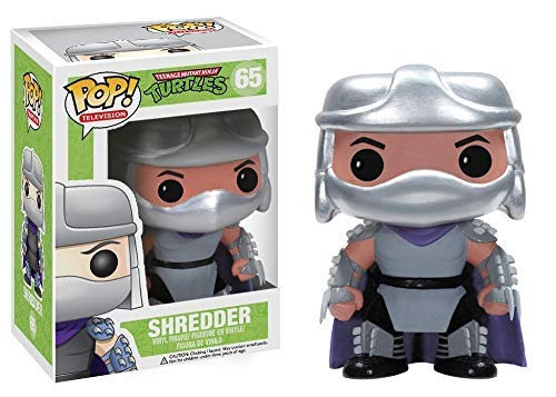 Funko 3347 No POP Vinylfigur: TMNT: Shredder