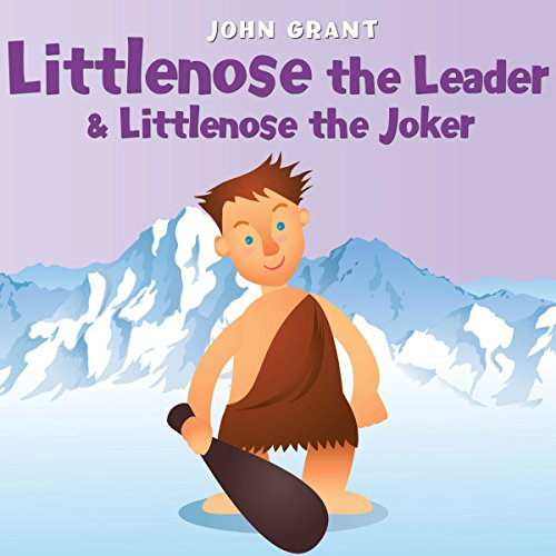 Littlenose the Leader & Littlenose the Joker audiobook cover art