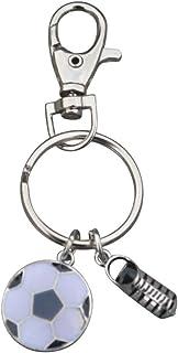 Soccer Keychain, Soccer Gifts, Soccer Zipper Pull, Proud...