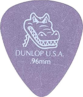 Dunlop Gator Grip Standard Guitar Picks .96 mm 1 Dozen