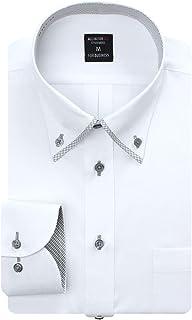 (ビジネススタイル アルフ) 長袖 ワイシャツ イージーケア 形態安定 Yシャツ カッターシャツ ビジネス/sun-ml-wd-1130-alf