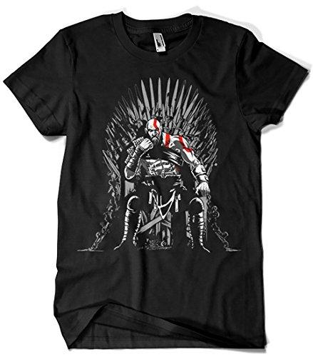 Camisetas La Colmena 2498-Game of Gods (DDjvigo)