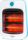 Havells Co zio Quartz Room Heater - 800 Watt (White-Blue)