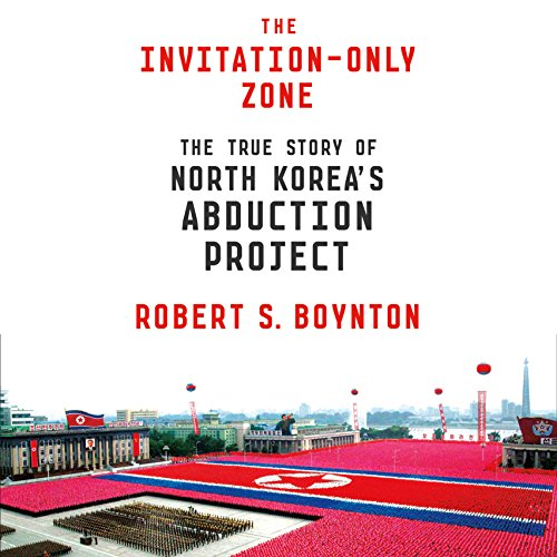 The Invitation-Only Zone audiobook cover art