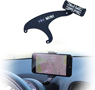 YSNBM Rearview Mirror Motorcycle Phone Holder Aluminum Alloy Mobile Phone Bracket Electric Vehicle Shockproof Phone Stand Black//Blue Mobile Phone Stand Fixed Riding Navigation Phone Rack