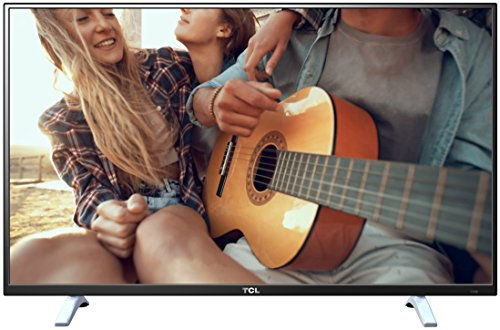 TCL F40D4012K 40-Inch 1080p Full HD TV with Freeview HD - Black