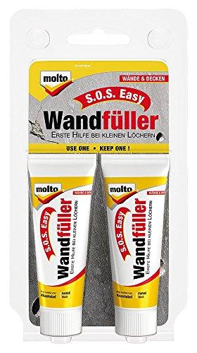 Molto S.O.S. Easy Wandfüller Moltofill Füllstoff 2x20ml