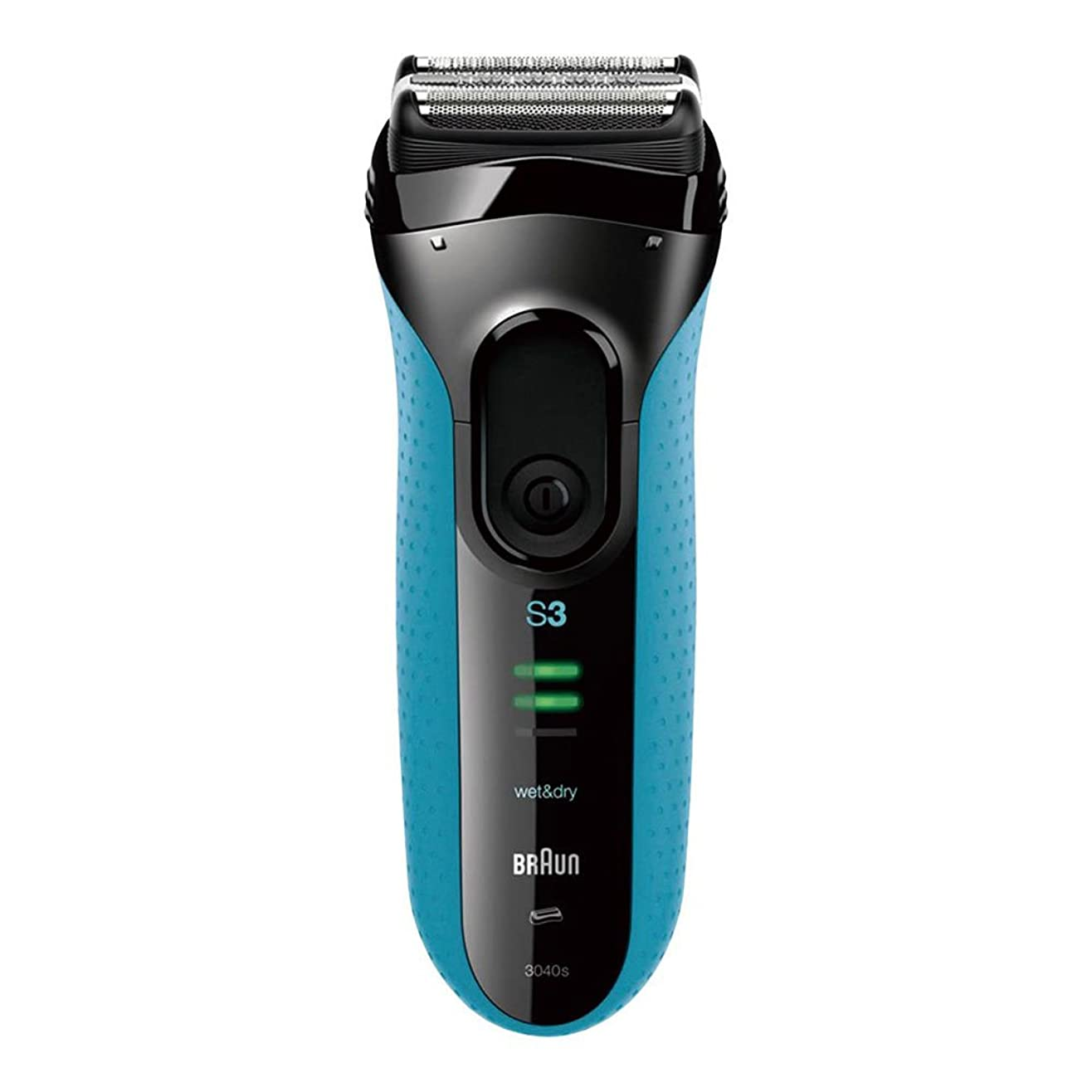 気をつけてデジタルつぶやきブラウン シリーズ3 メンズシェーバー 3040s-P 3枚刃 お風呂剃り可
