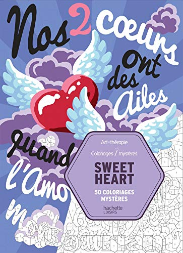 Coloriages mystères Sweet heart