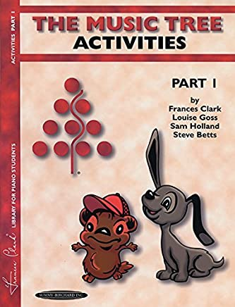 The Music Tree Activities (Part 1) (Music Tree (Summy)) (English Edition)