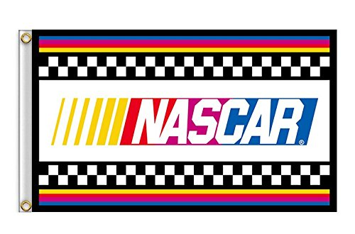 Naisidier Fahnen Flaggen 90 * 150cm NASCAR NASCAR Racing Flagge Nationalflagge Nationalfahne Staatsflagge/Landesflagge/Hissflagge