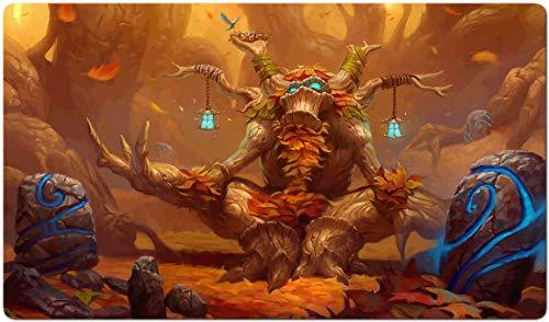 243503 - World of Warcraft-Brettspiel MTG Spielmatte Tischmatte MTG playmat Größe 60x35cm Mousepad Spielmatte für TCG Magic The Gathering