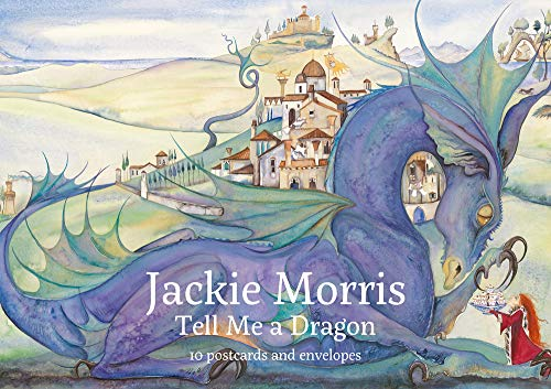 Jackie Morris Tell Me a Dragon Postcard Pack