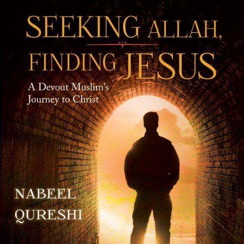 Couverture de Seeking Allah, Finding Jesus