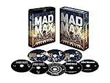 マッドマックス <ハイオク>コレクション(初回限定生産/8枚組) [Blu-ray]