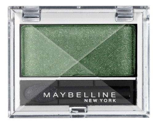 Maybelline New York Lidschatten Eyestudio Mono Lidschatten Intense Green 540 / Eyeshadow sanfte...