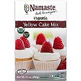Namaste Foods Organic Gluten Free Yellow Cake Mix, 12 Ounce – Allergen Free
