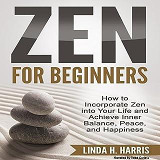 Zen for Beginners cover art