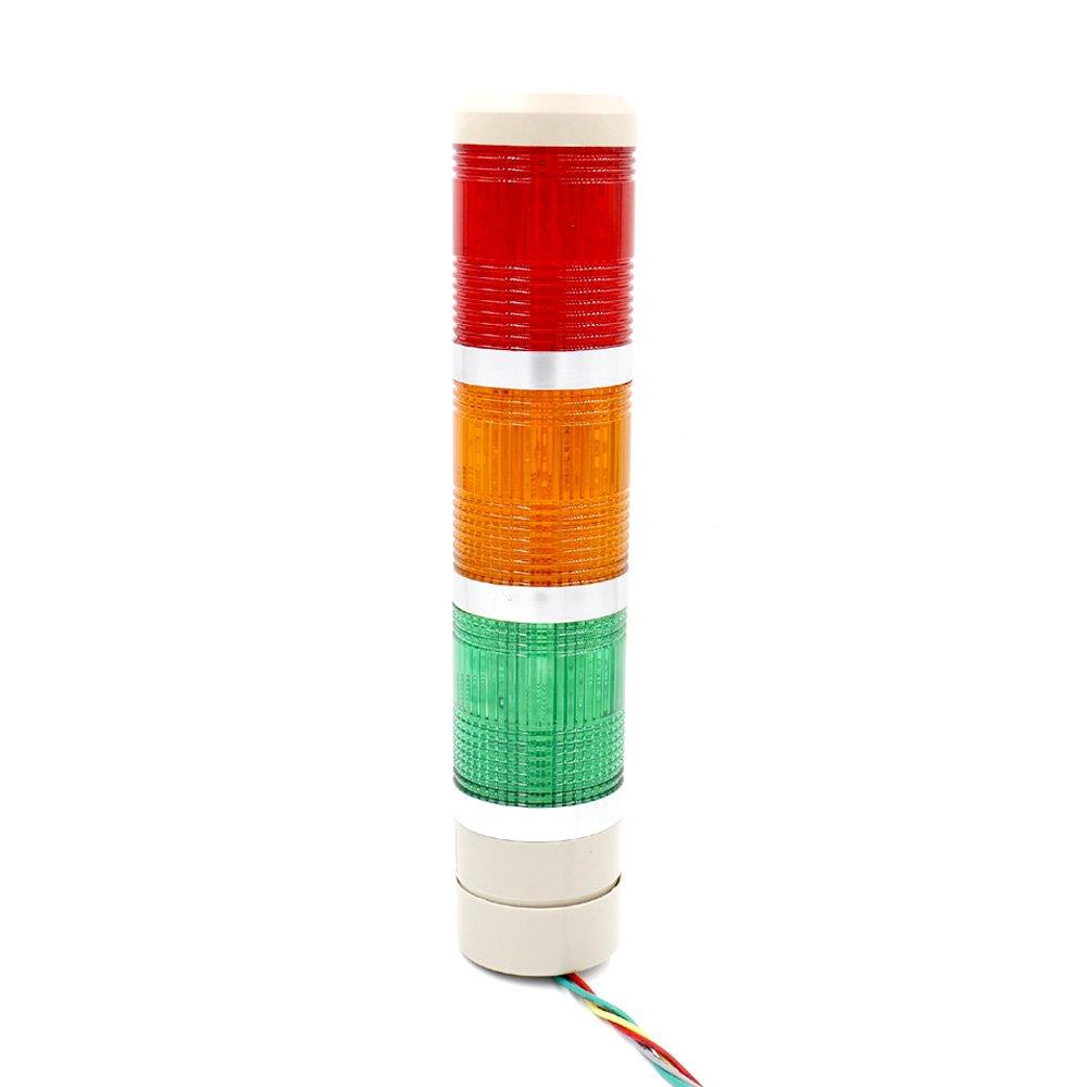 Superior Baomain Industrial Signal Sales Light Column Alarm Round Lig Tower LED