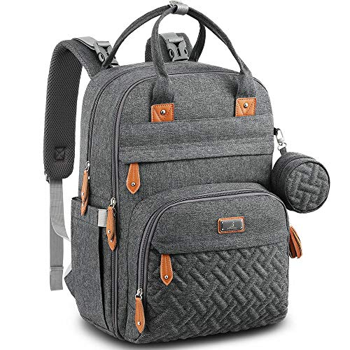 Best Diaper Bag With Stroller Straps