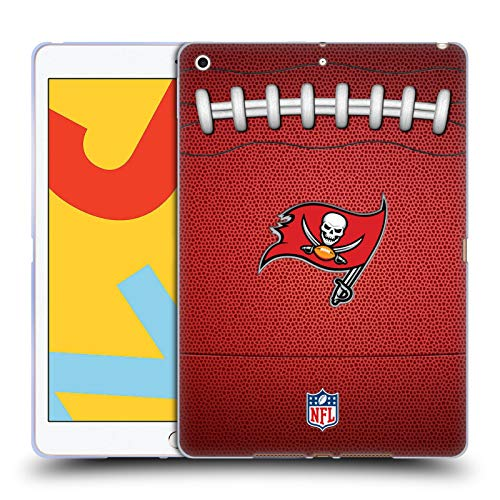 Official NFL Football 2018/19 Tampa Bay Buccaneers Soft Gel Case Compatible for Apple iPad 10.2 (2019)/(2020)