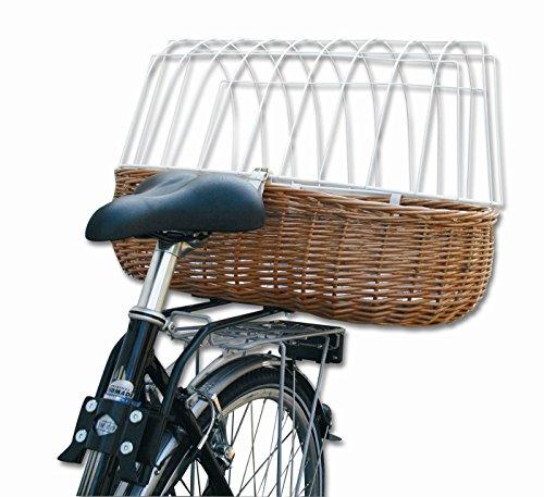 Fahrradkorb Rahmenmontage 52x38x39 cm